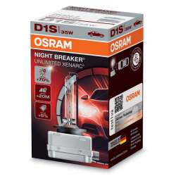 Osram xenonová výbojka D1S XENARC NIGHT BREAKER UNLIMITED