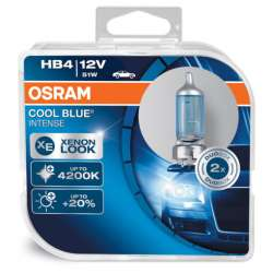 OSRAM CoolBlue Intense HB4 51W