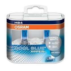 Osram HB4 Cool Blue Hyper plus 5000 K 12V 51W Box