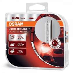 Osram xenonová výbojka D2S XENARC NIGHT BREAKER UNLIMITED BOX