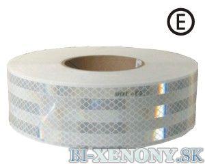 3M 997-10 Reflexná páska na značenie vozidiel – biela 50M
