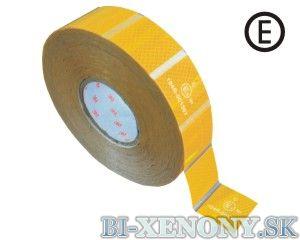 3M 997-71S Reflexná páska na značenie vozidiel – žltá