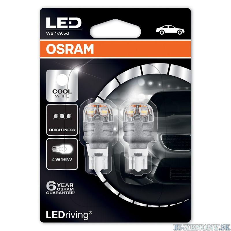 Osram LEDriving Premium 9213CW-02B W16W 6000K 1