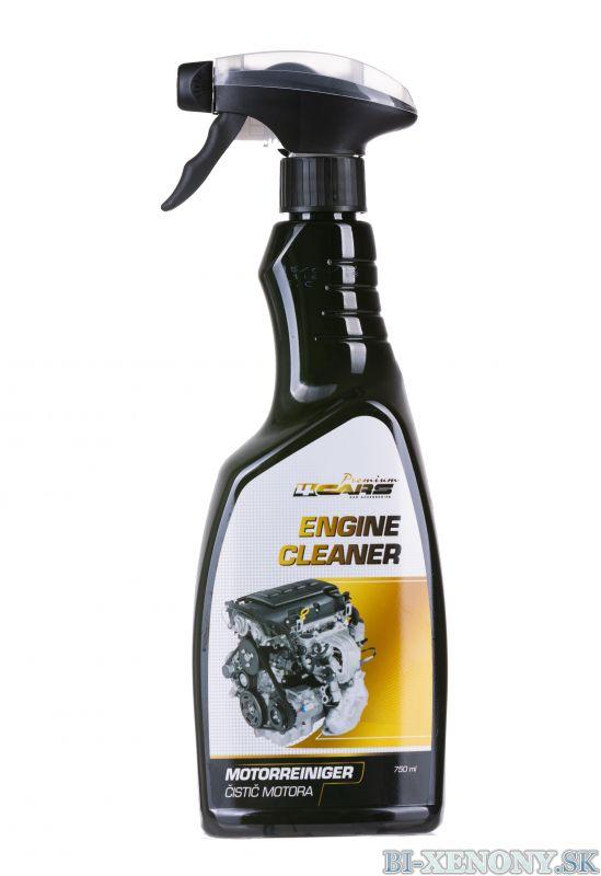 4CARS Čistič motora - 750ml/pumpička
