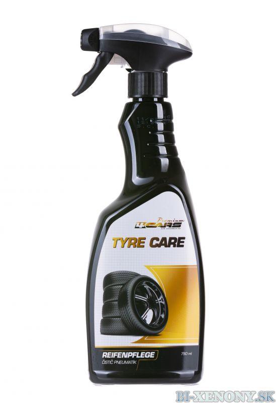 4CARS Čistič pneumatík - 750ml/pumpička
