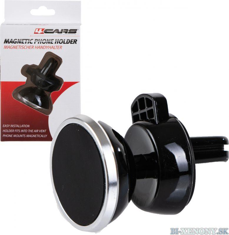 4CARS Magnetický držiak telefónu pre vetracie otvory