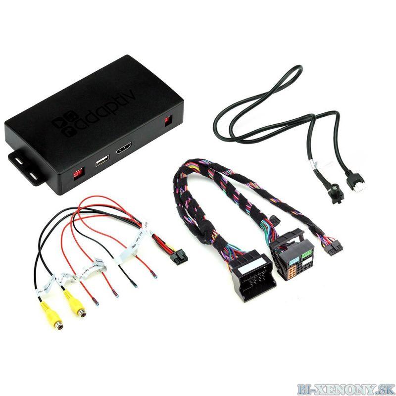 Modul Adaptiv Mini, 2x video vstup, HDMI, Porsche (PCM 4.0) ADVM-PO1