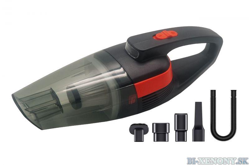 Bezdrôtový vysávač do auta 3,8 kPa