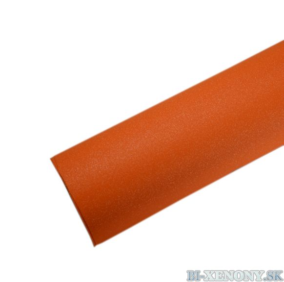 Briliantová fólia oranžová