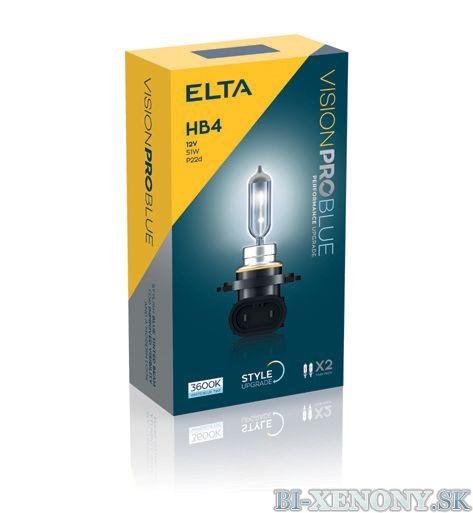 ELTA HB4 12V 51W Vision PRO BLUE BOX 2ks