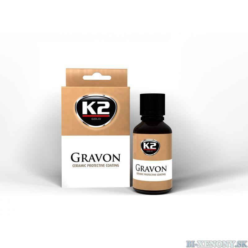 GRAVON REFILL 50ml - keramická ochrana laku