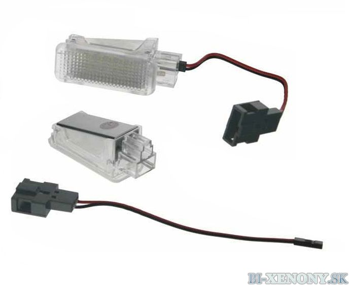 Interiérové LED osvetlenie - Audi / Seat / Škoda / VW