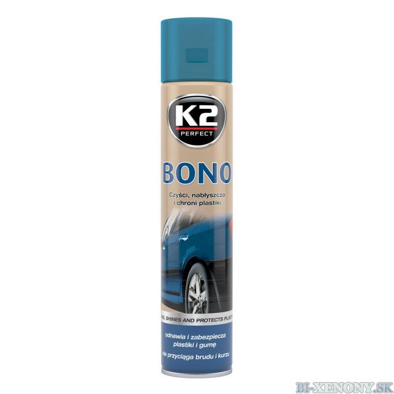 K2 Bono 300 ml Aero obnovovač plastov