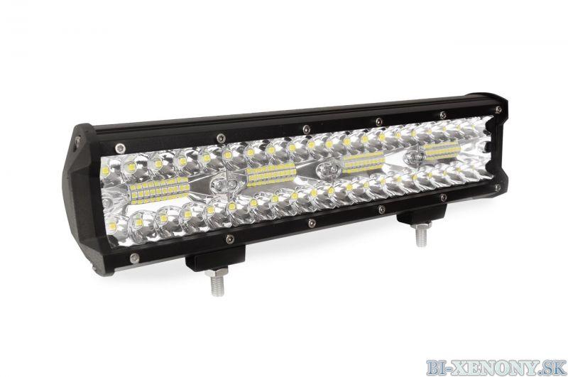 LED pracovné svetlo 80LED 300x74 120W FLAT 9-36V AWL21