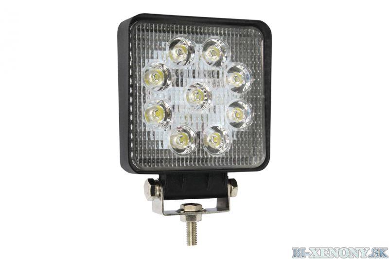 LED pracovné svetlo AWL03 4,2' 27W FLAT 9-60V