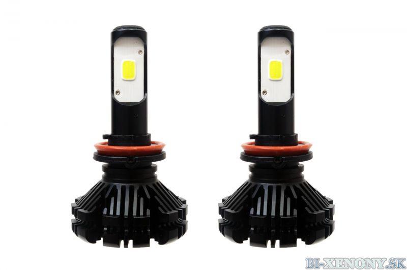 LED prestavbová sada CX SERIES H8/H9/H11 -  6000K