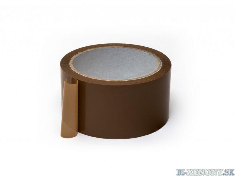 Lepiaca páska Hnedá 48 mm x 60 m