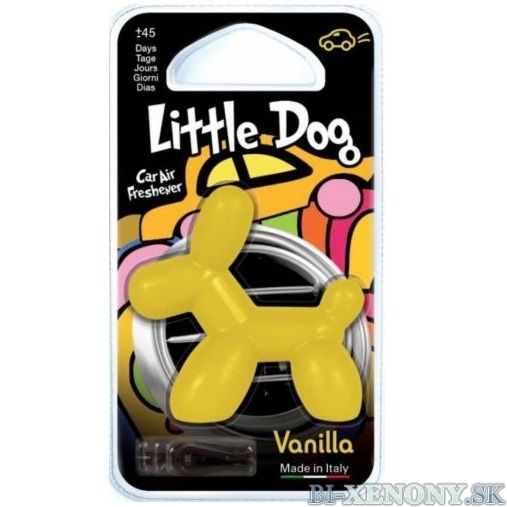 Little Dog. - Vanilla