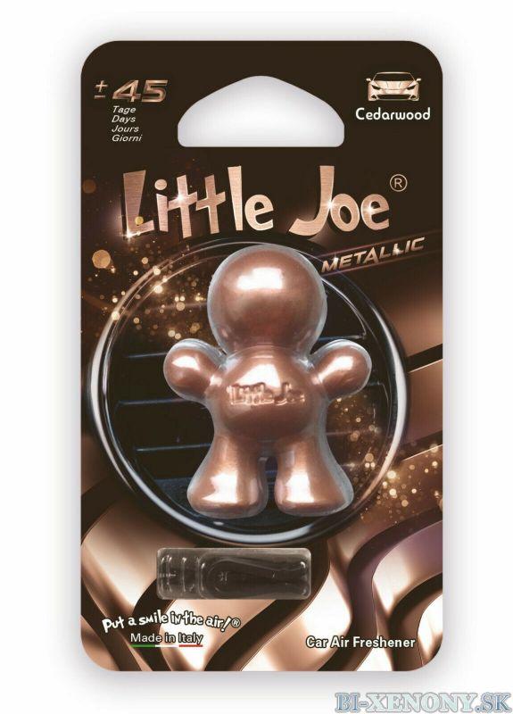 Little Joe Metallic - Cedarwood
