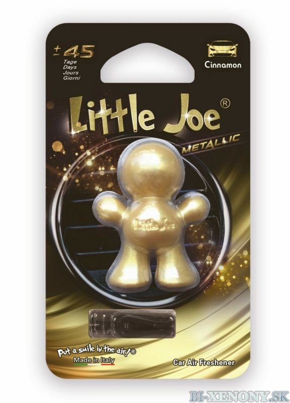 Little Joe Metallic - Cinnamon