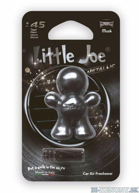 Little Joe Metallic - Musk