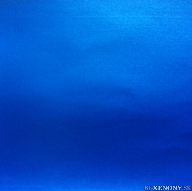 Modrá perleťová fólia