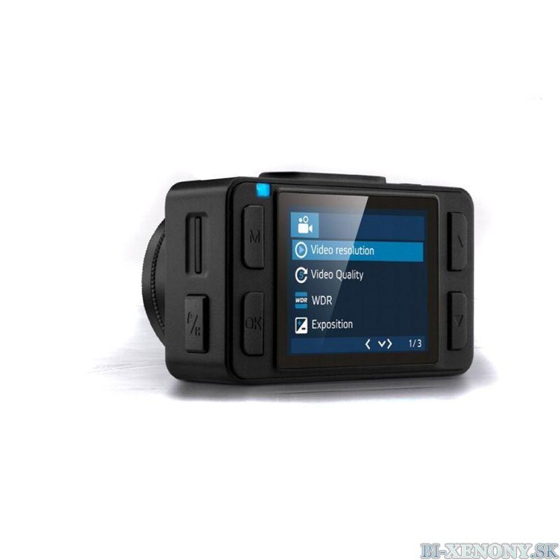 Palubná kamera do auta, FullHD, CPL filter, parkovací režim Neoline X72