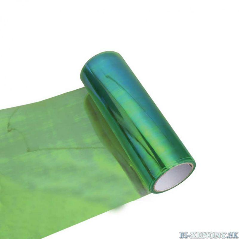 Ochranná fólia - chameleón zelený