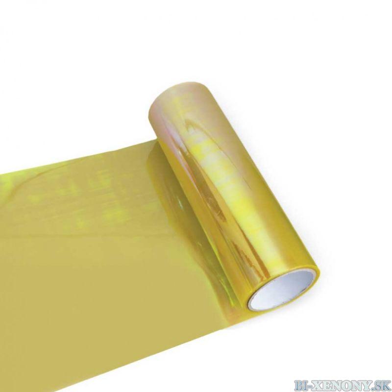 Ochranná fólia - chameleón žltý