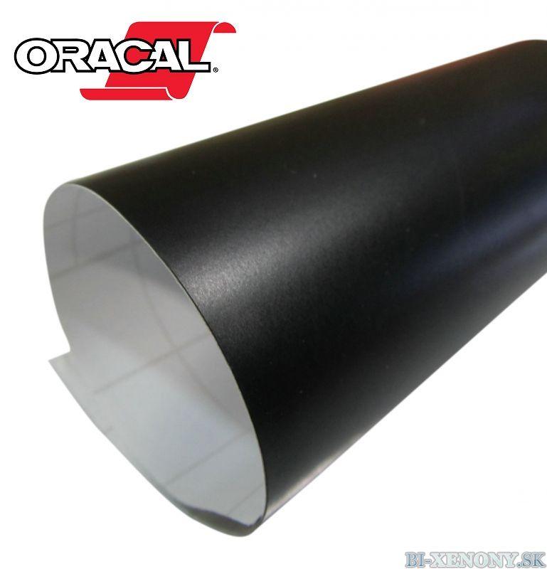 ORACAL Matná fólia 100cm x 152cm Čierna 970RA Matte Black 070M