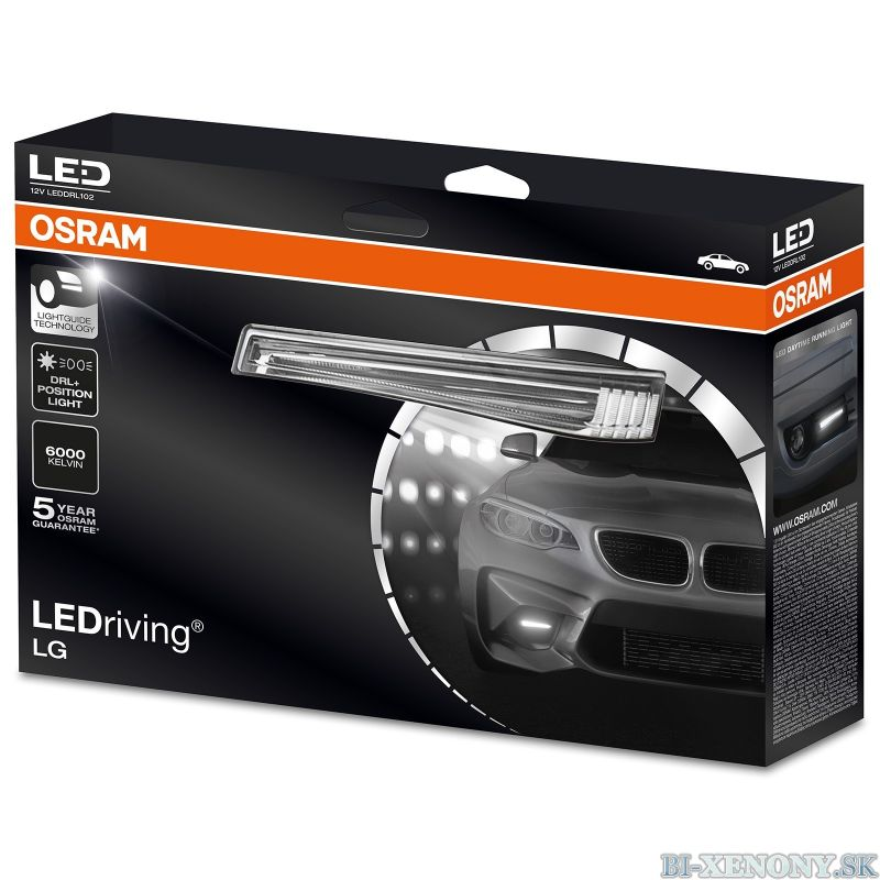 Osram denné svietenie LED DRL102