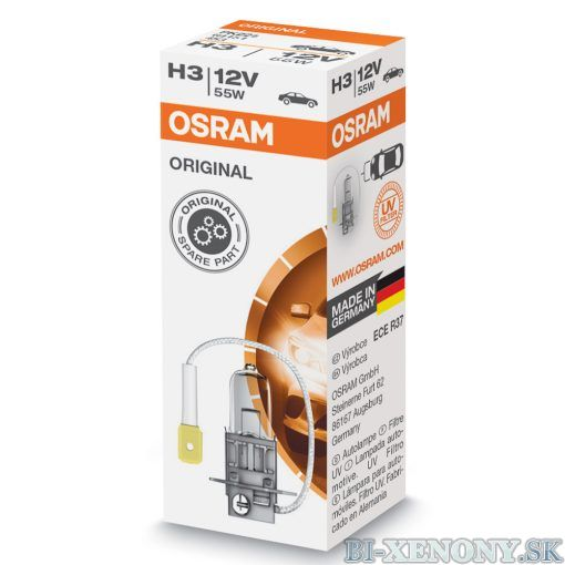 OSRAM H3 12V 55W 01