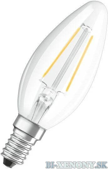 Osram LED Retrofit classic B 15 CL 1.6 W/827 E14