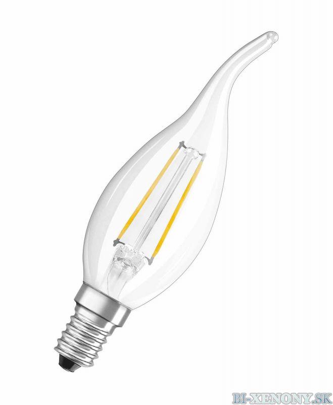 Osram LED Retrofit classic BA 25 CL 2.8 W/827 E14