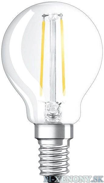 Osram LED Retrofit classic P 25 CL 2.8 W/827 E14