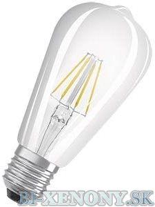 Osram LED Retrofit classic ST 40 CL 4 W/827 E27