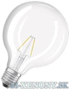 Osram LED Retrofit classic ST GLOBE 40 CL 4 W/827 E27