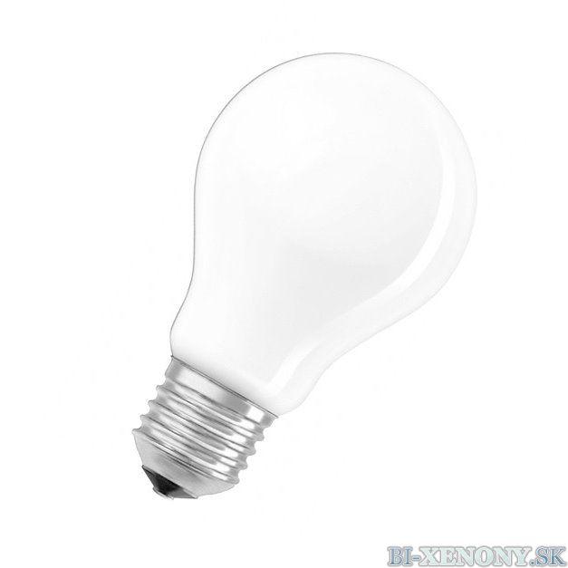 Osram LED STAR+ CL A CRI90GL FR 60 8W/927 E27 2700K