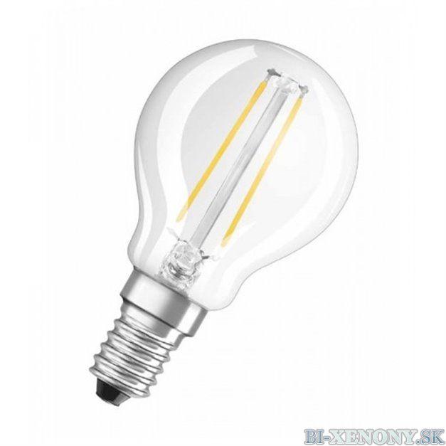 Osram LED VALUE CL A FIL 40 4W/827 E27 2700K