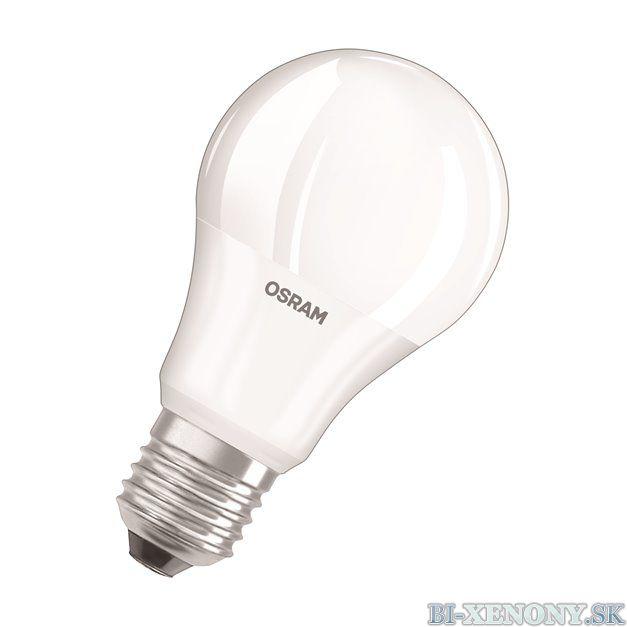 Osram LED VALUE CL A FR 75 10,5W/827 E27 2700K