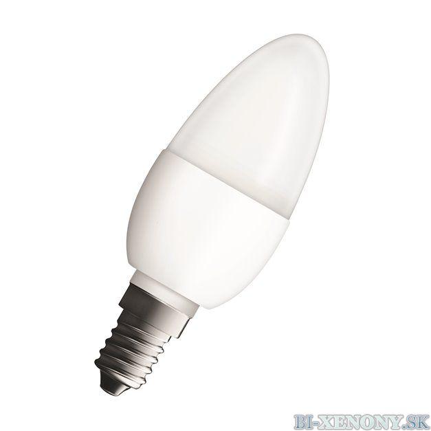 Osram LED VALUE CL P FR 40 5,7W/827 E14 2700K