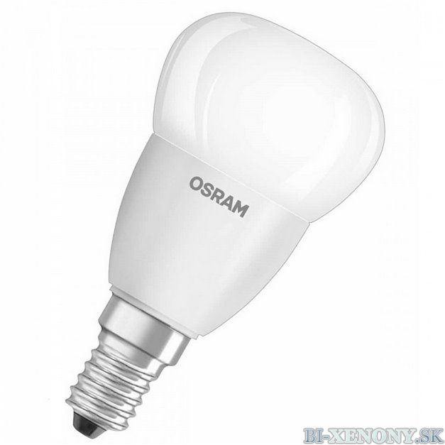 Osram LED VALUE CL P FR 40 5W/840 E14 4000K