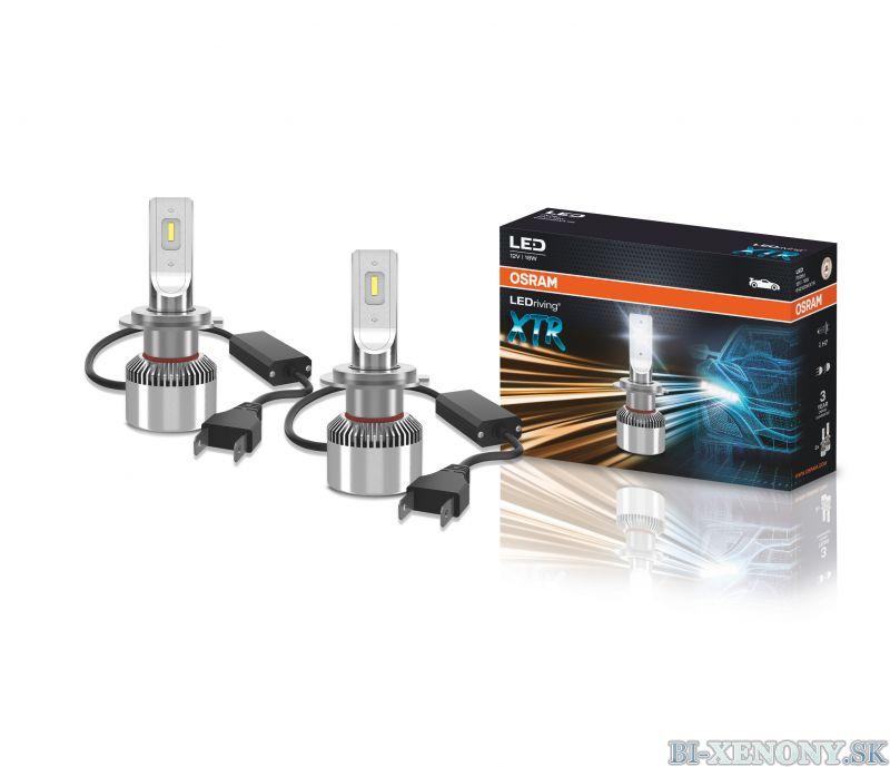Osram LEDriving XTR H7 PX26d 64210DWXTR 6000K 2ks