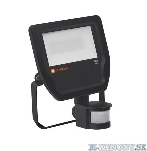 Osram Ledvance FLOODLIGHT 20 W 3000 K IP65 BK Senzor