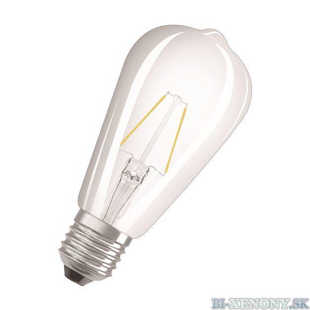 Osram PARATHOM CL Edison FIL 25 2,8W/827 E27 2700K