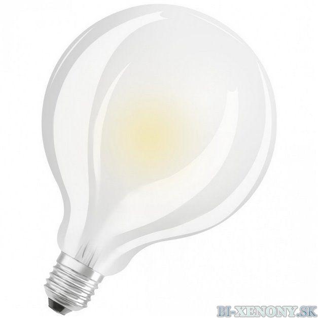 Osram PARATHOM CL GLOBE95 GL FR 60 non-dim 7W/827 E27 2700K