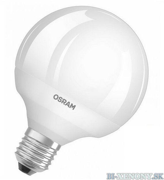 Osram PARATHOM DIM CL GLOBE95 FR 75 dim 12W/827 E27 2700K