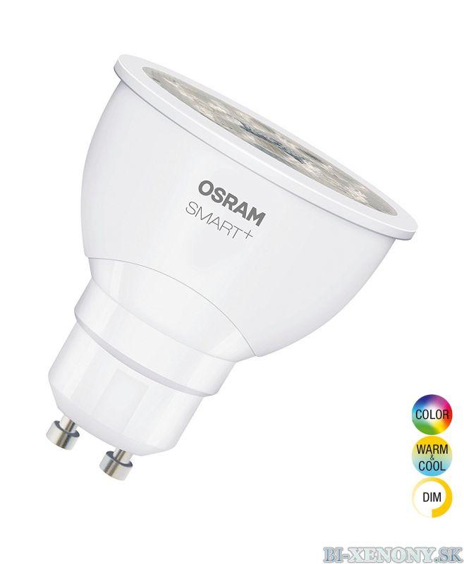 Osram smart + spot 5,5W GU10 RGBW