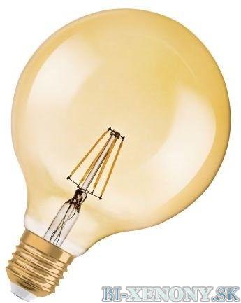 Osram Vintage 1906 LED GLOBE 34 CL 4 W/824 E27