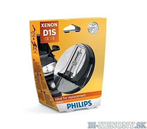 PHILIPS D1S 35W PK32d-2 Vision